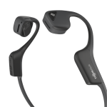 AfterShokz wireless Bluetooth headphones with bone conduction technology for listening to music on long run