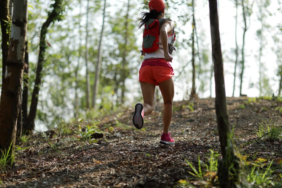 As you prepare to train for your first ultramarathon, be careful not to overtrain!