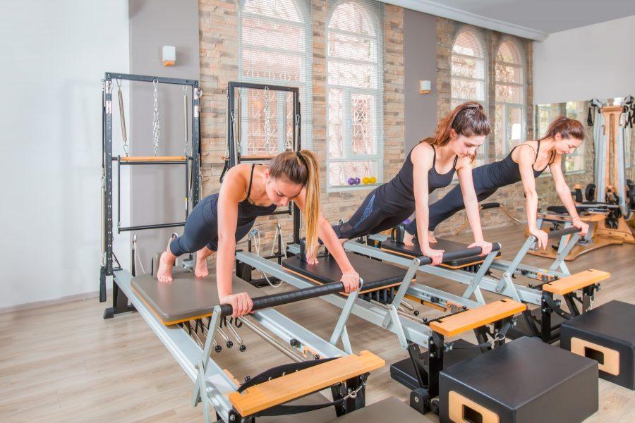 Pilates for Runners - Reformer