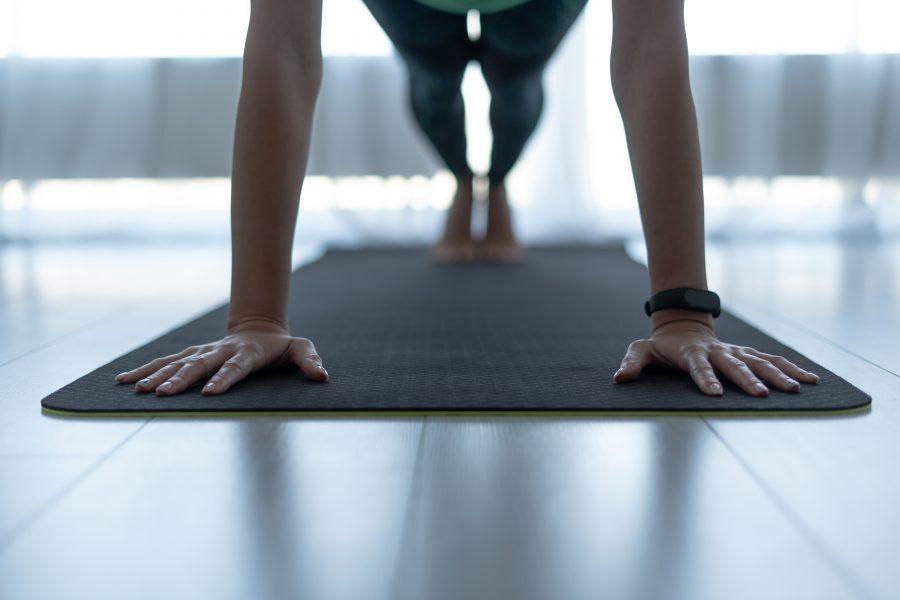 Pilates for Runners - Plank