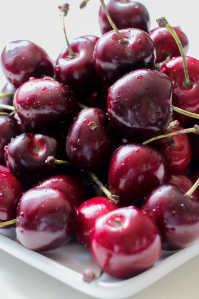 Chocolate Covered Cherry Recovery Smoothie Recipe