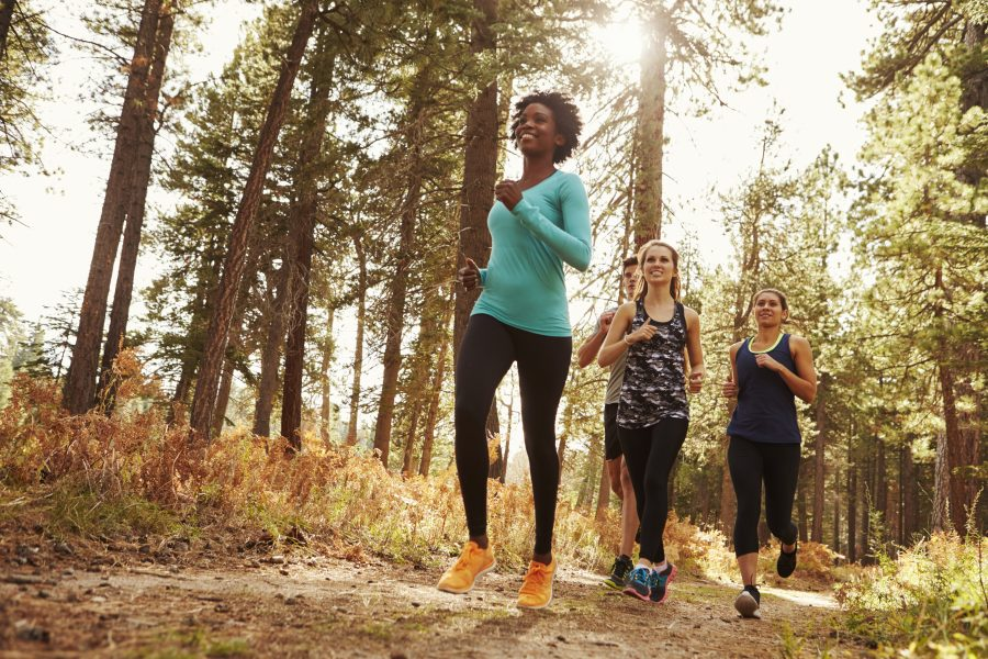 10 reasons to try trail running