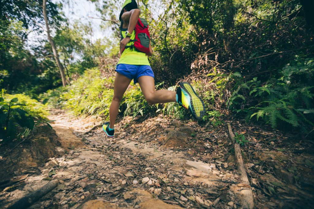 Trail running makes you a stronger road runner