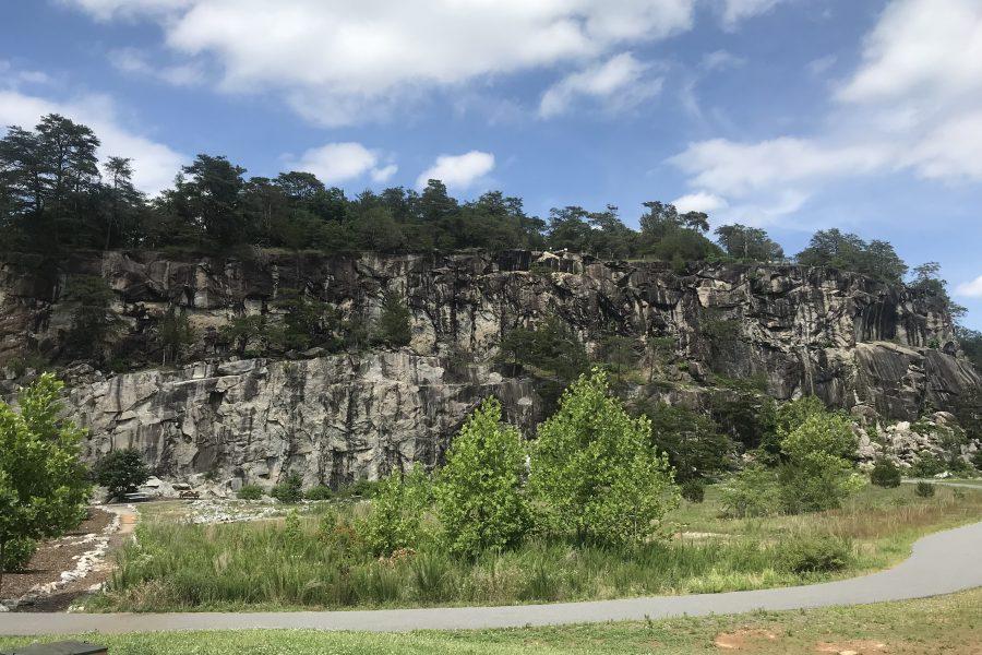 North Carolina trail running