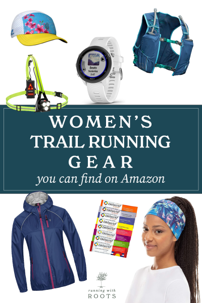 Women's Trail Running Gear you can find on Amazon