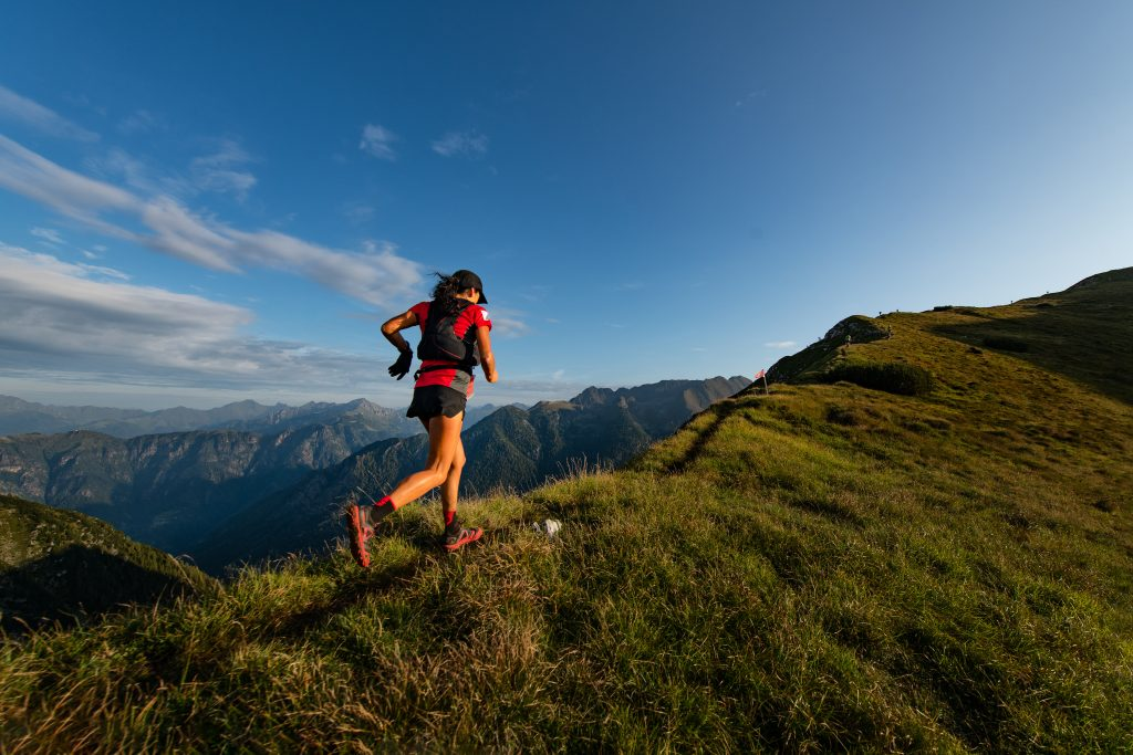 Hills will slow you down, especially as a beginning trail runner!