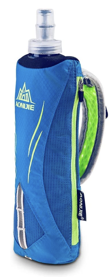 Aonijie Quick Grip Soft Flask- great for taking water on a trail run
