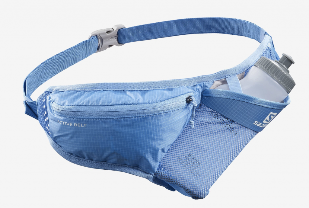 Salomon Active Hydration Belt - great for carrying water and other essentials on a trail run